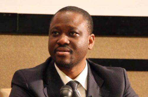 Article : Mr Guillaume Soro rencontre la communauté ivoirienne au Sénégal