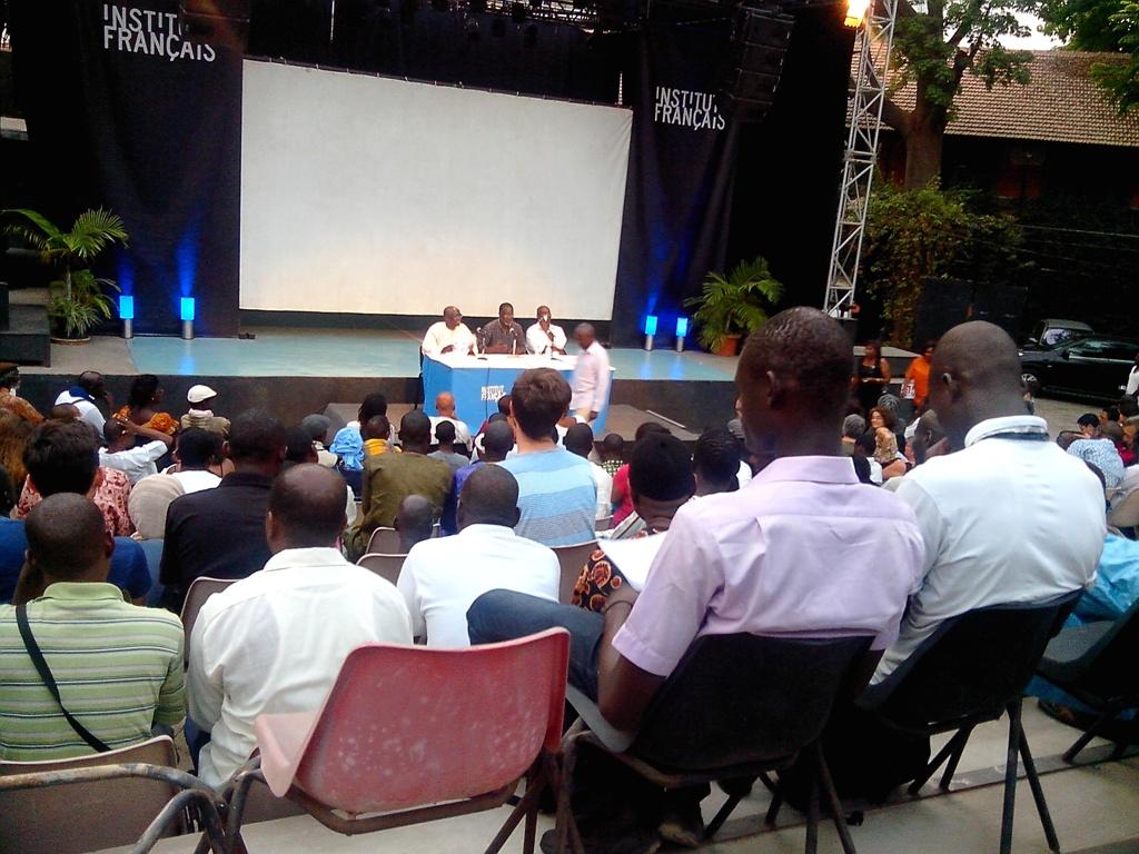 Conférence grands témoins