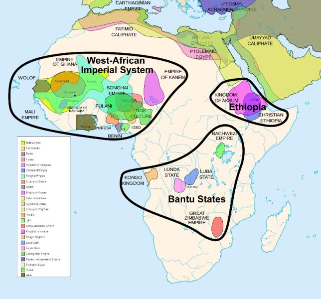 Afrique précoloniale