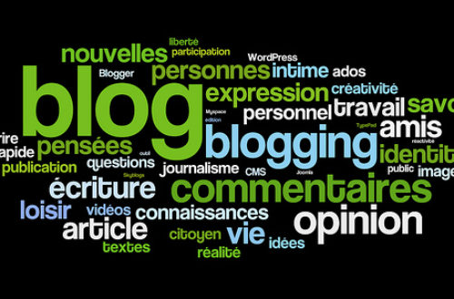 Article : Bloguer, tout un Art !